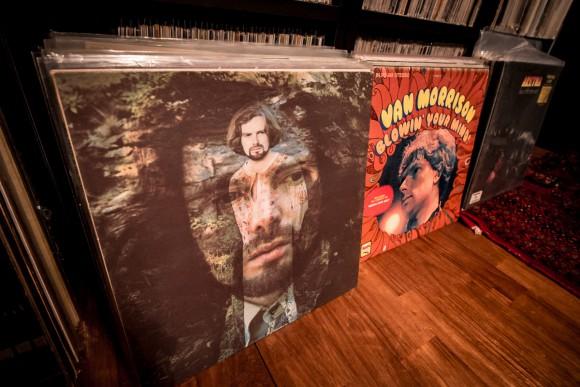 Van Morrison LPs