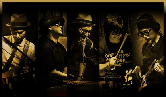 ★URBAN GROOVE-FITTERS Vol.6〜臼井ミトン+山本タカシ+森俊之+中條卓+沼澤尚★